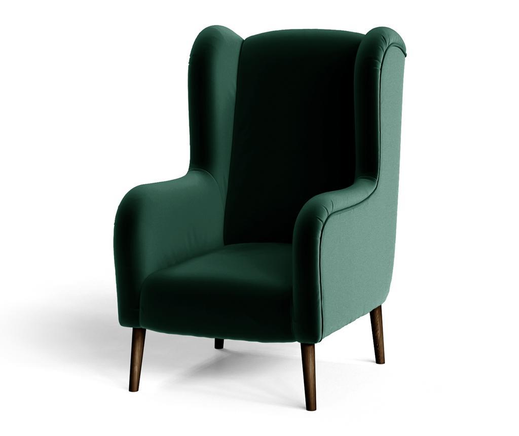 Fotoliu Muette - My Pop Design, Verde