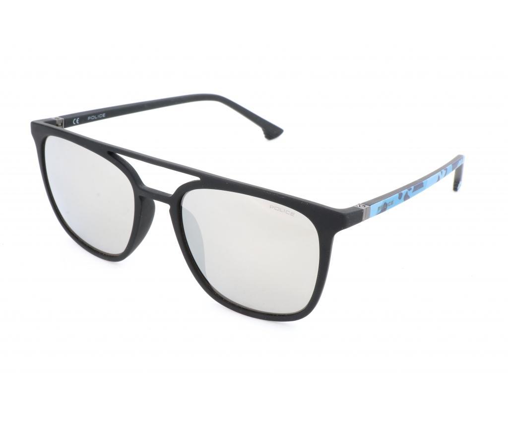 Ochelari de soare barbati Police - Police, Gri & Argintiu poza
