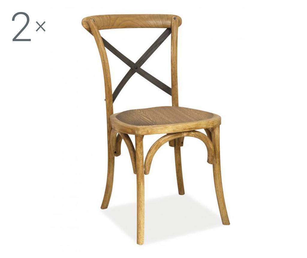 Set 2 scaune Lars vivre.ro