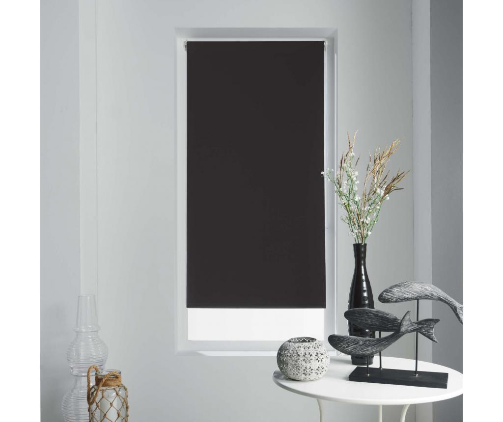 Jaluzea tip rulou Occult Black 60x180 cm imagine