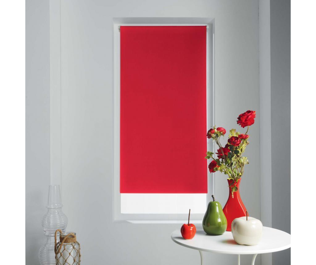 Jaluzea tip rulou Occult Red 120x180 cm imagine