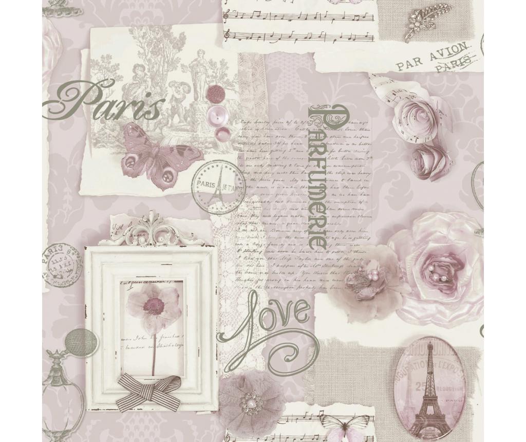 Tapet Felicity Soft Pink 53x1005 cm - Arthouse imagine