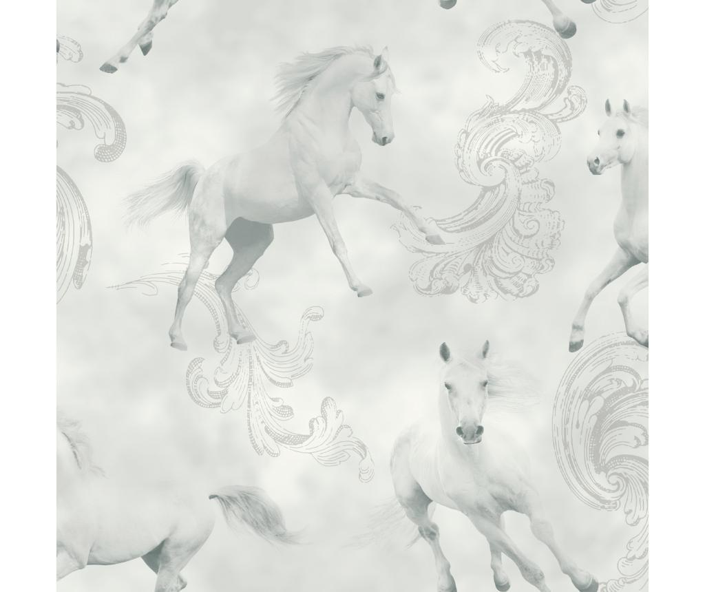 Tapet Camarillo Grey 53x1005 cm - Arthouse imagine