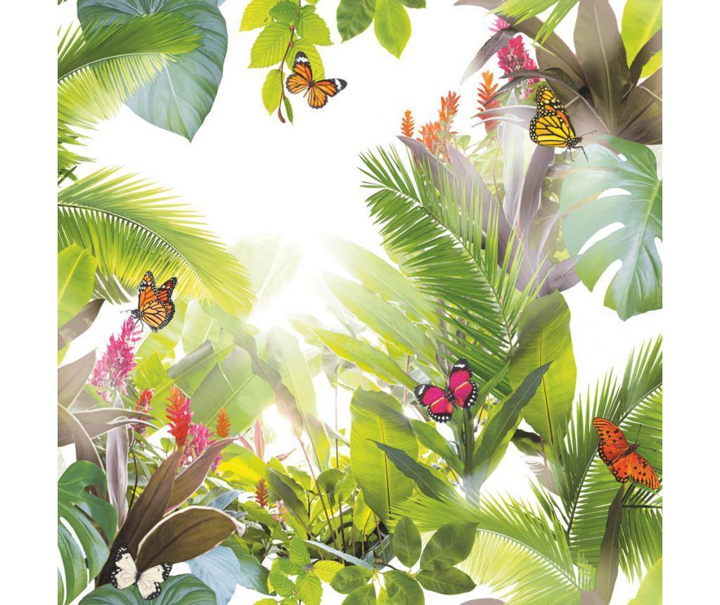 Tapet Amazonia Citrus 53x1005 cm imagine