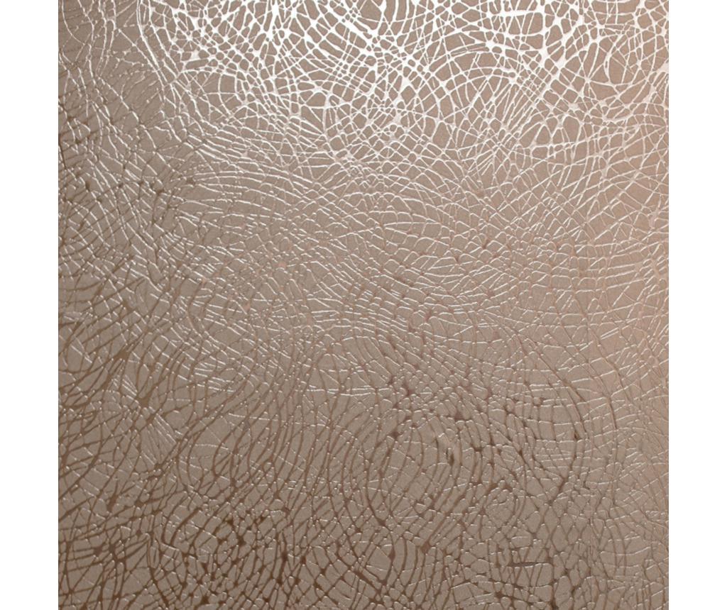 Tapet Foil Swirl Rose Gold 53x1005 cm imagine