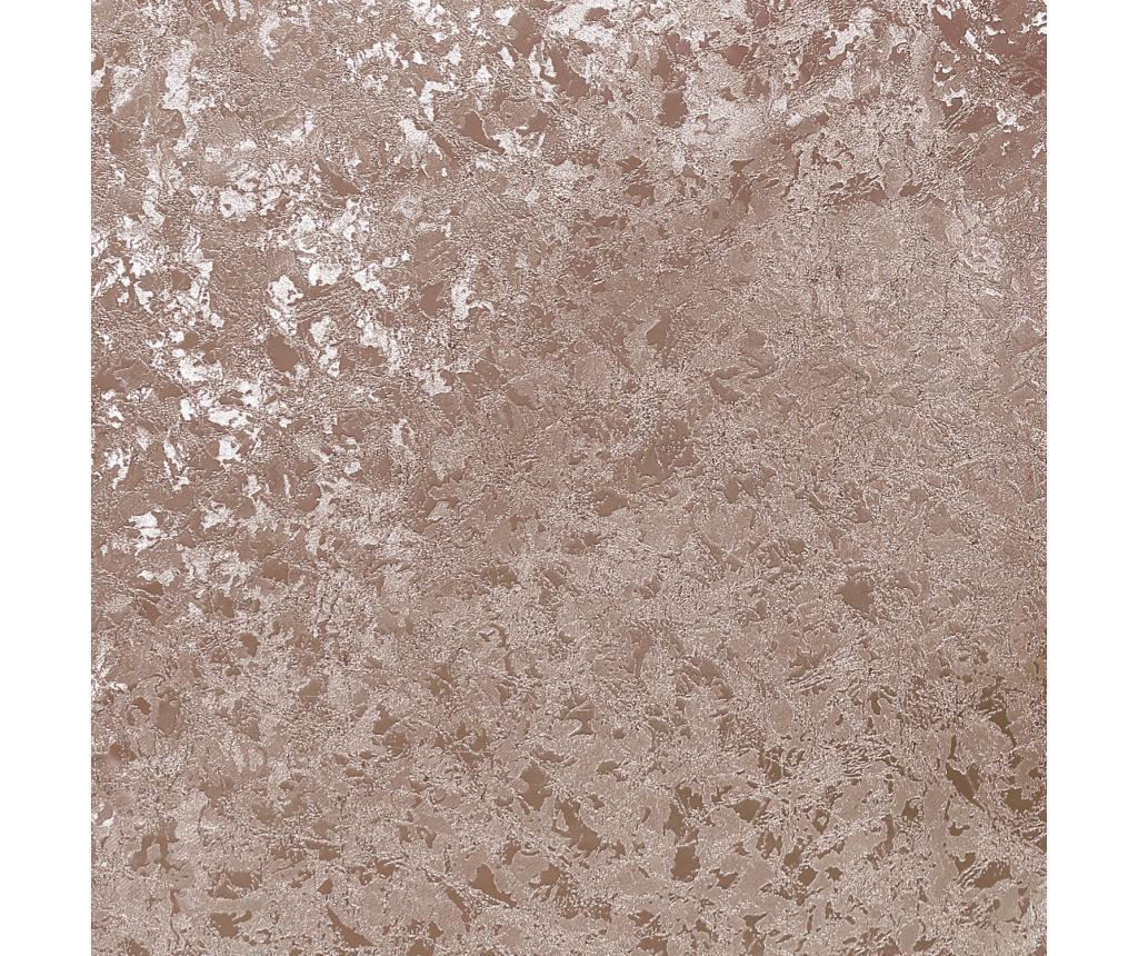 Tapet Velvet Crush Foil Rose Gold 53x1005 cm