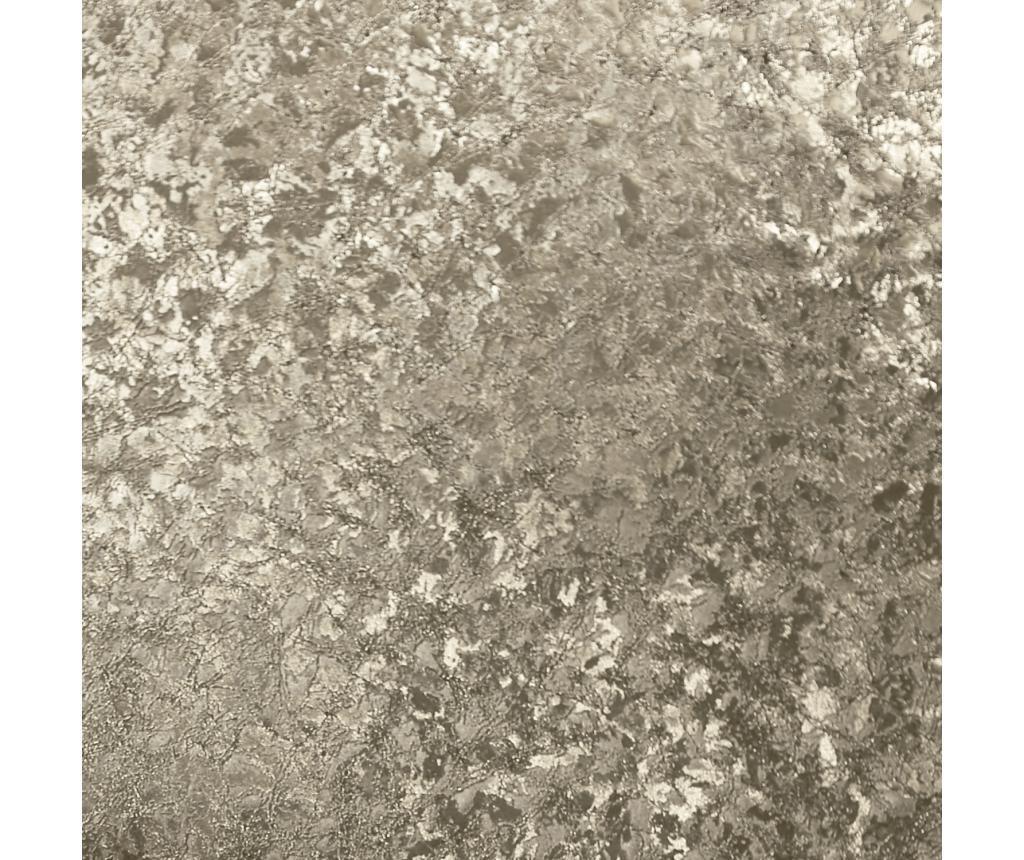 Tapet Velvet Crush Foil Champagne 53x1005 cm