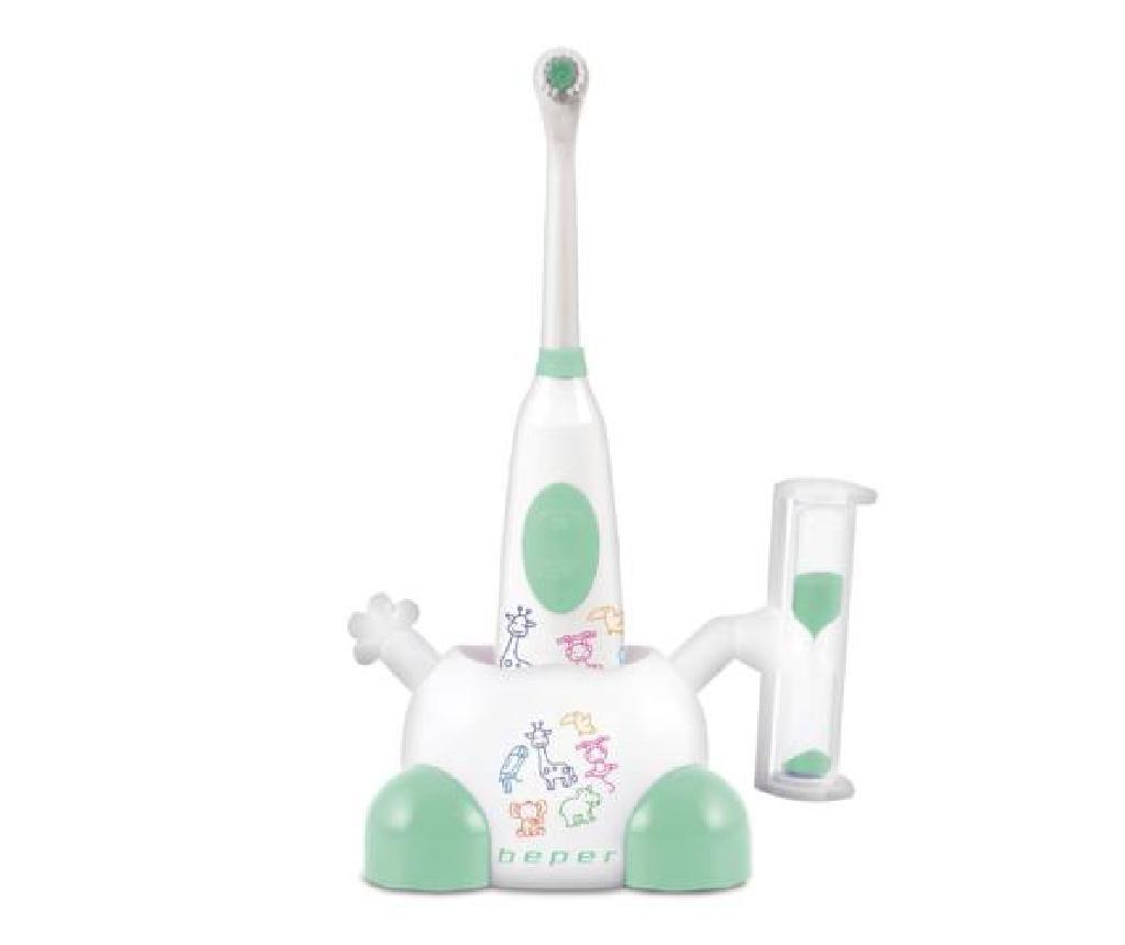Periuta de dinti electrica pentru copii Frog - Beper poza