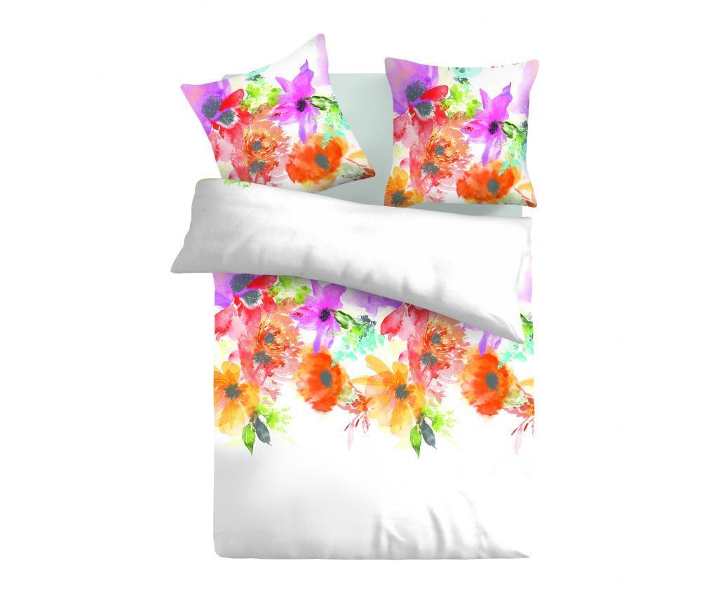 Lenjerie de pat Summer Single - Dilios, Multicolor imagine vivre.ro