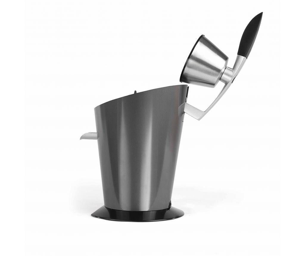 Storcator electric pentru citrice - LIVOO, Gri & Argintiu