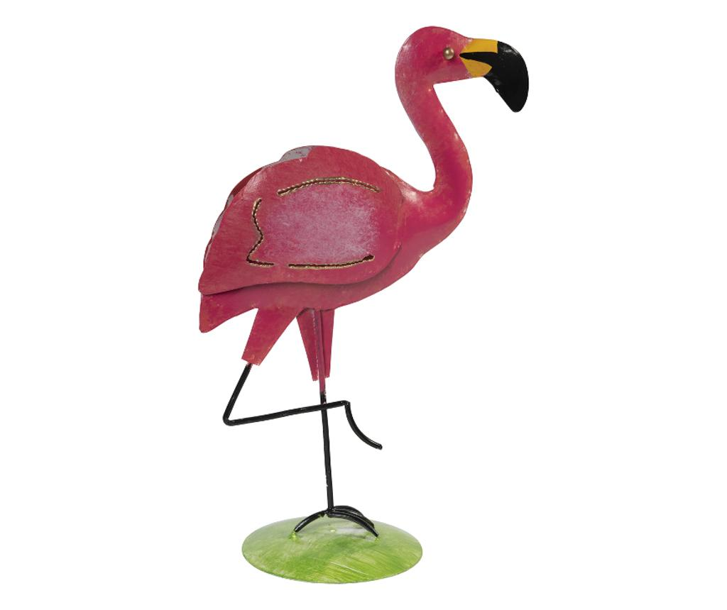 Decoratiune Flamingo - Novita Home, Roz