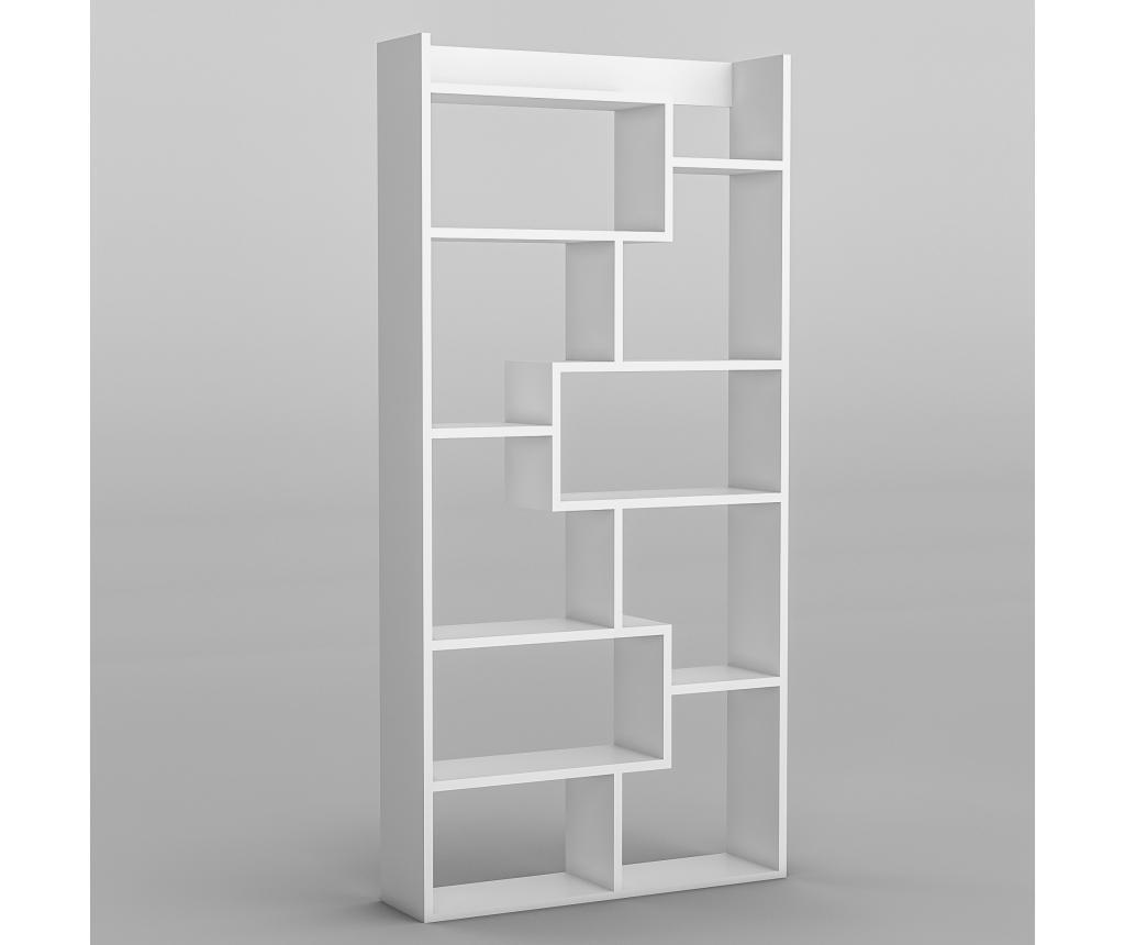 Biblioteca - Kalune Design, Alb
