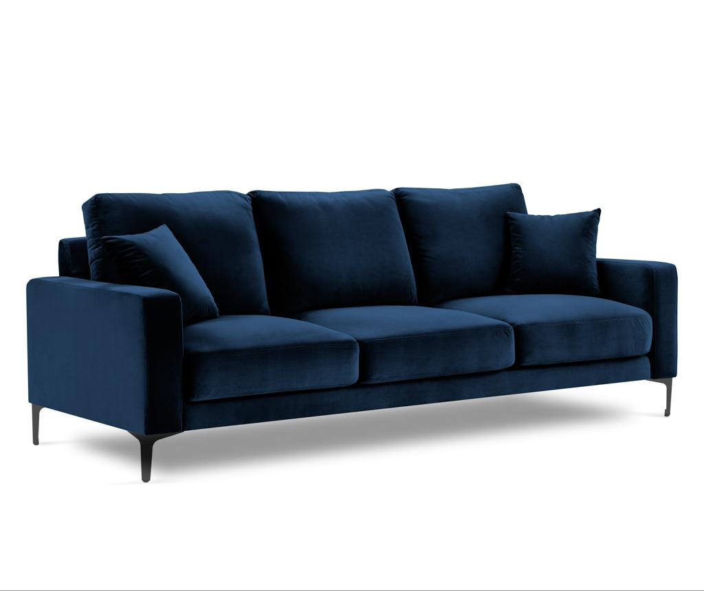 Canapea 3 Locuri Harmony Dark Blue