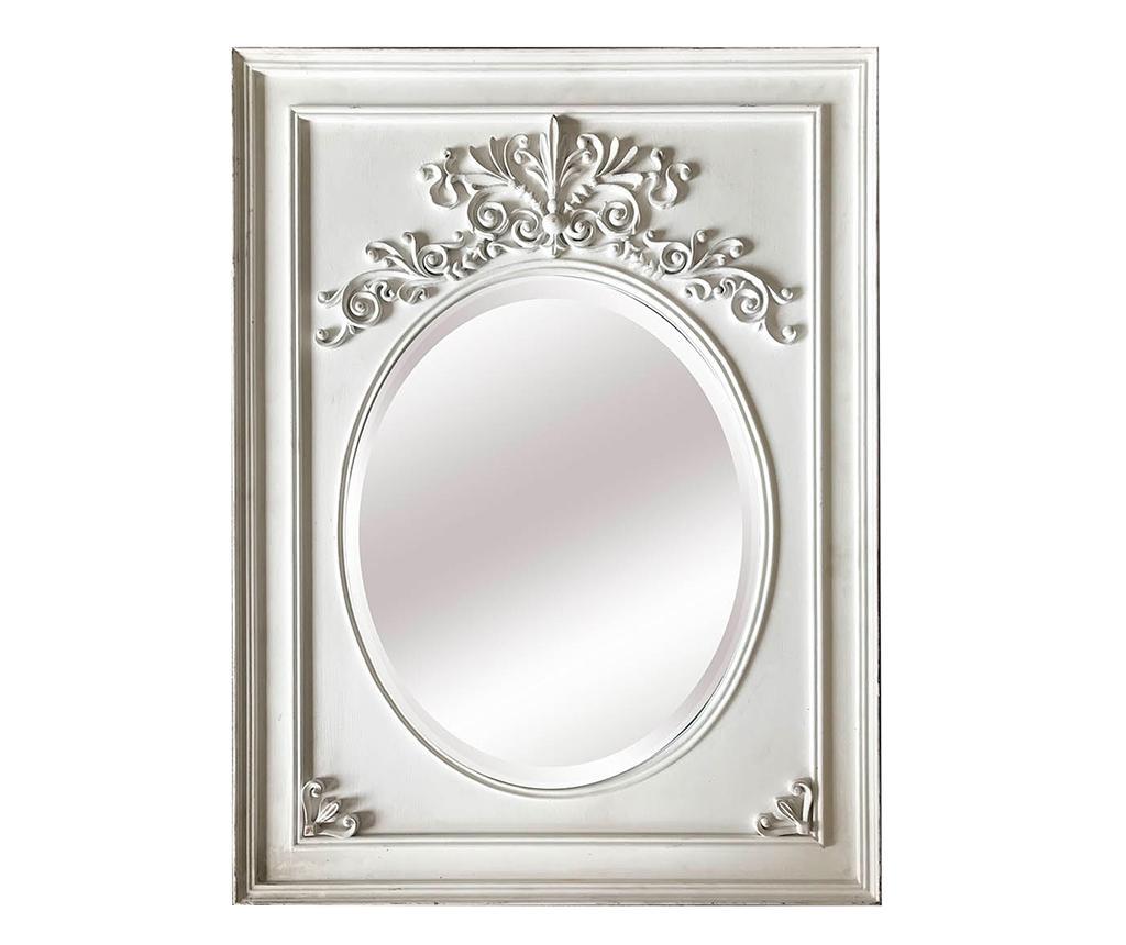 Oglinda Fiorenze - Garpe Interiores, Alb imagine