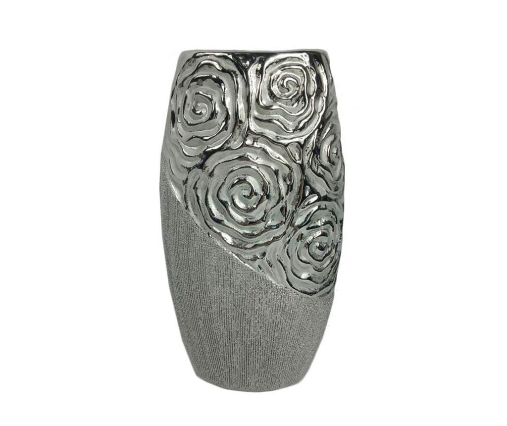 Vaza Britney - Garpe Interiores, Gri & Argintiu