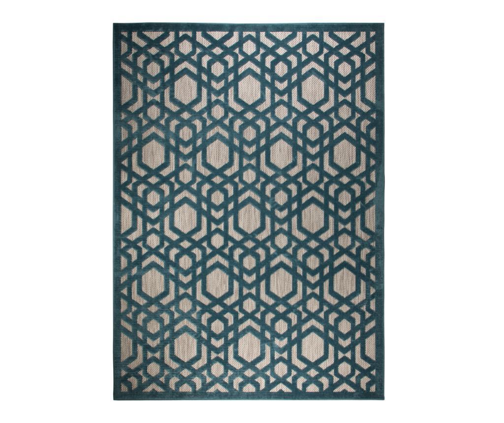 Covor Oro Blue 80x150 cm - Flair Rugs, Albastru
