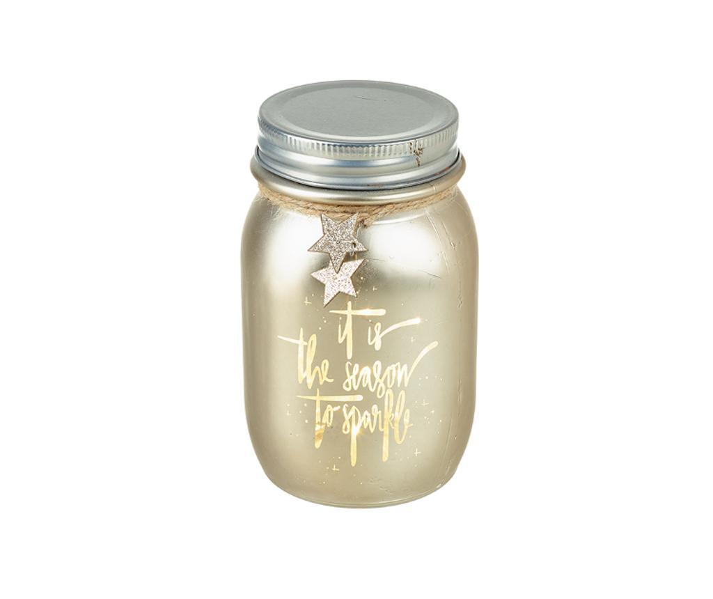 Decoratiune luminoasa Jar