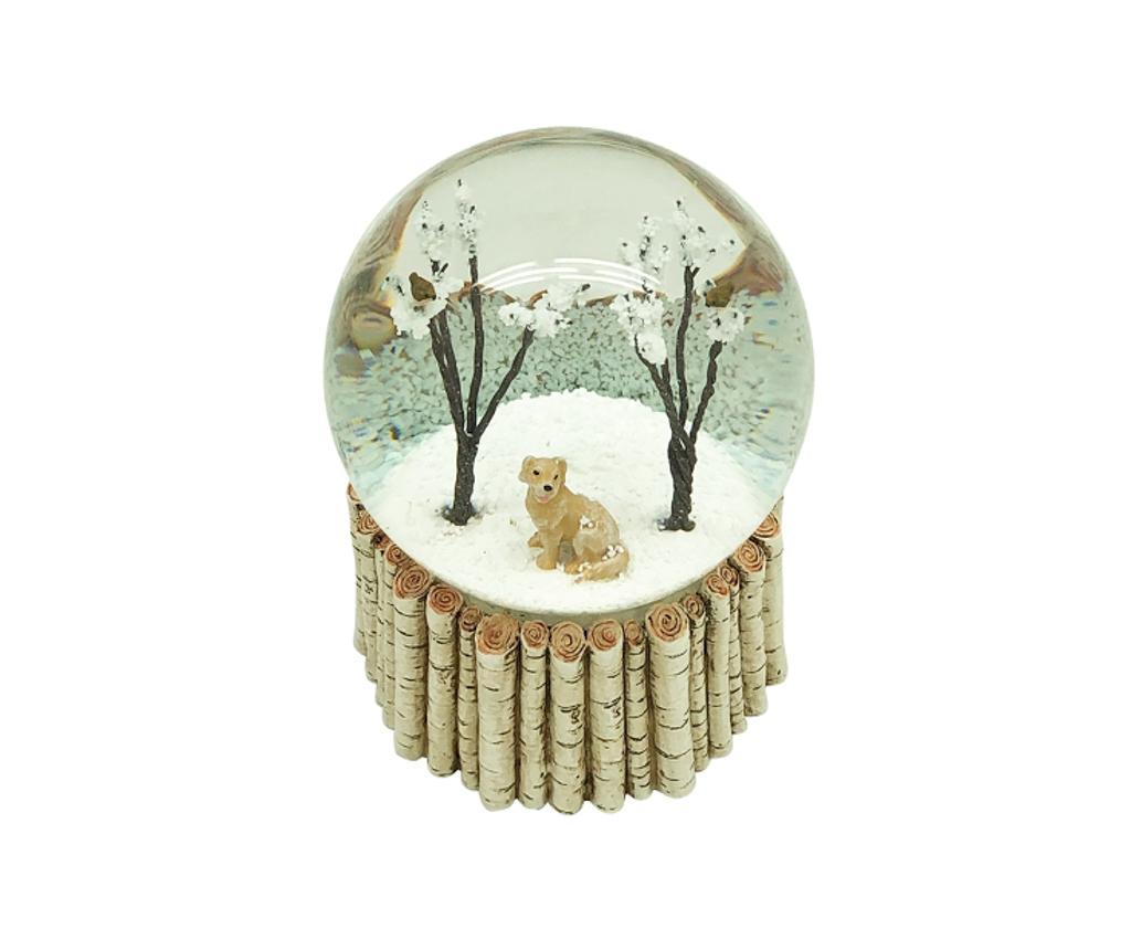 Decoratiune Dog & Birds - Heaven Sends, Alb poza