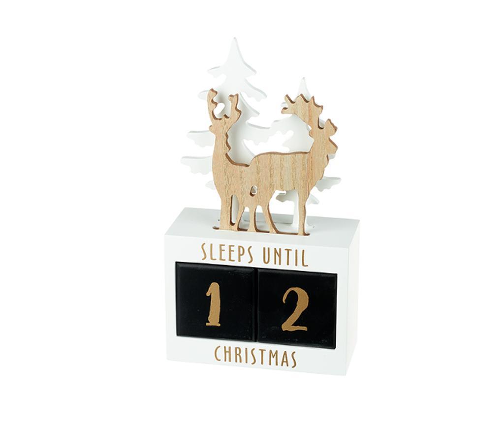 Decoratiune Reindeer Advent imagine