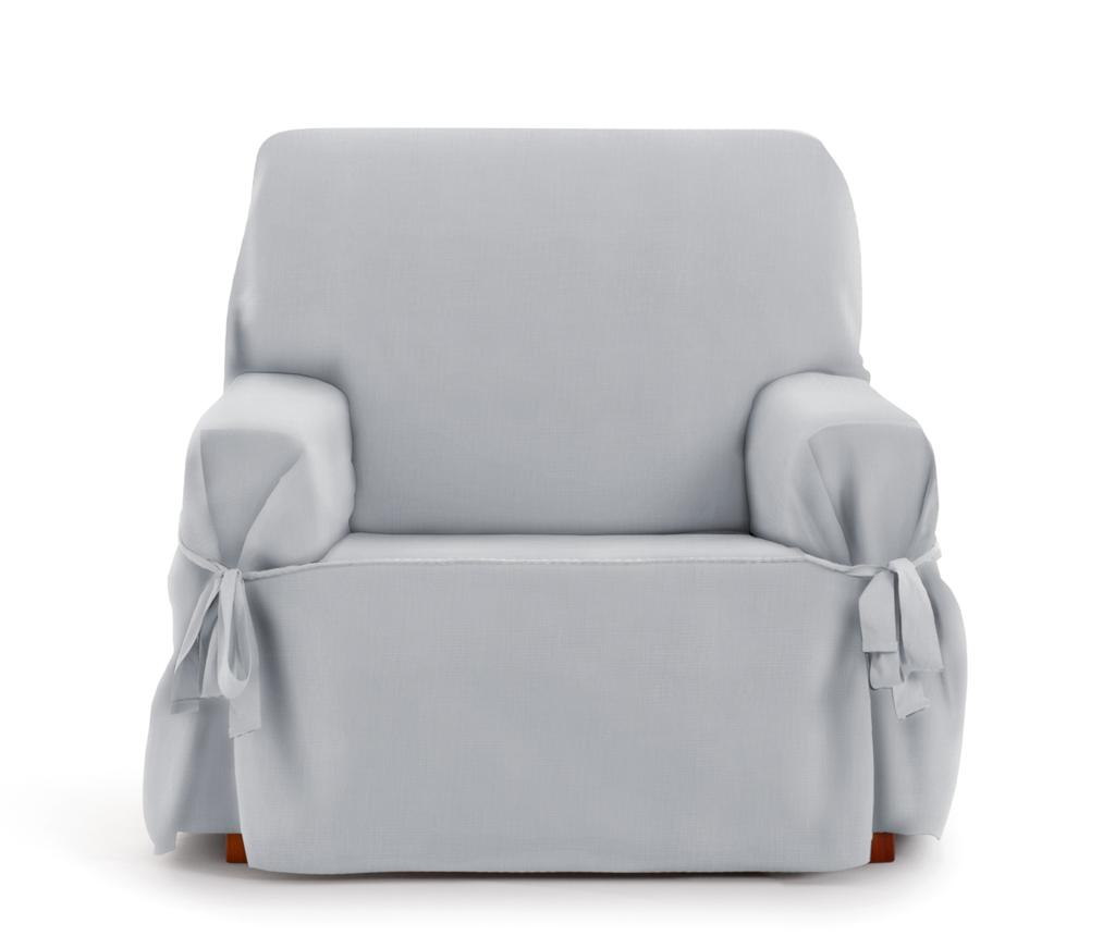 Husa pentru fotoliu Levante Grey 80x80 cm