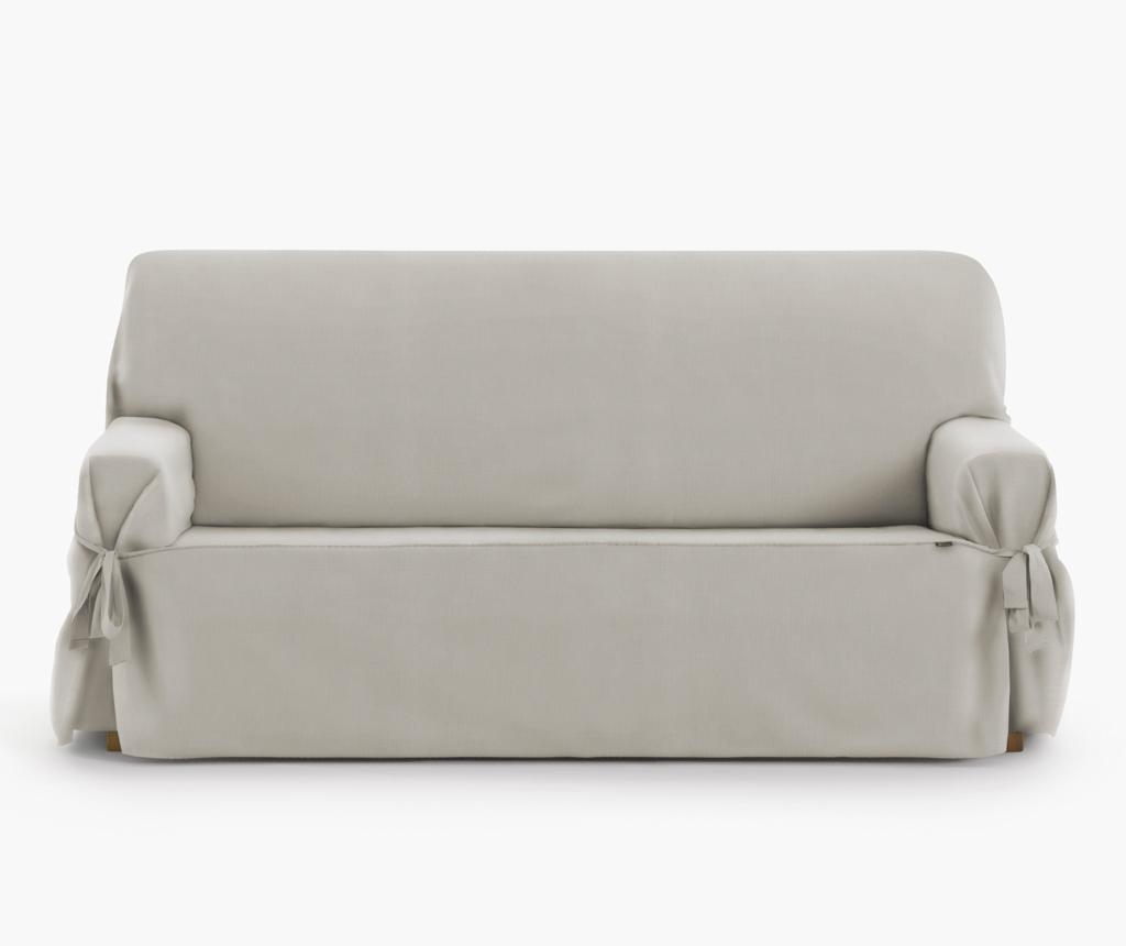 Husa pentru canapea cu 3 locuri Levante Linen 80x170 cm