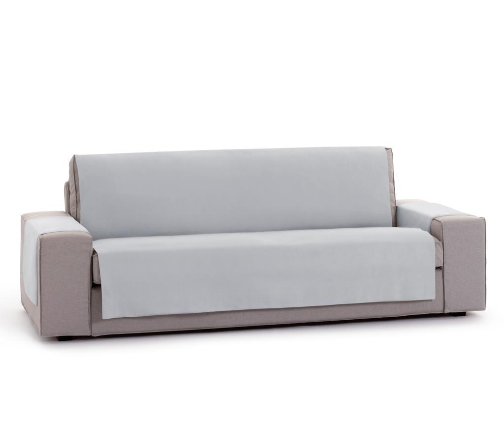 Husa pentru canapea cu 4 locuri Levante Grey 80x190 cm vivre.ro