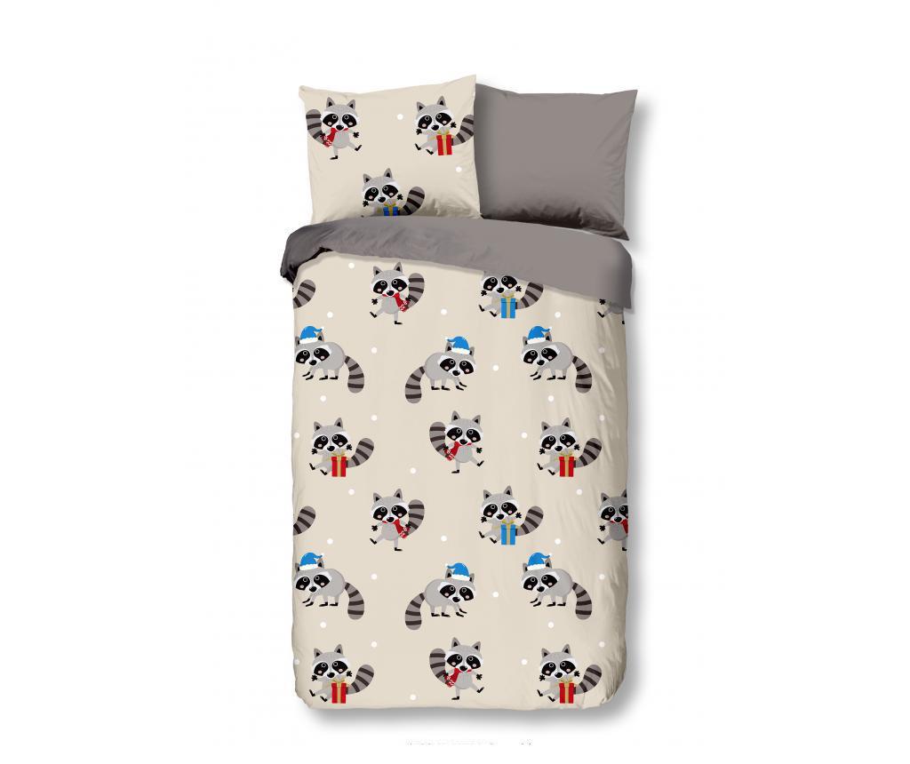 Set de pat Single Flannel pentru copii Hello imagine
