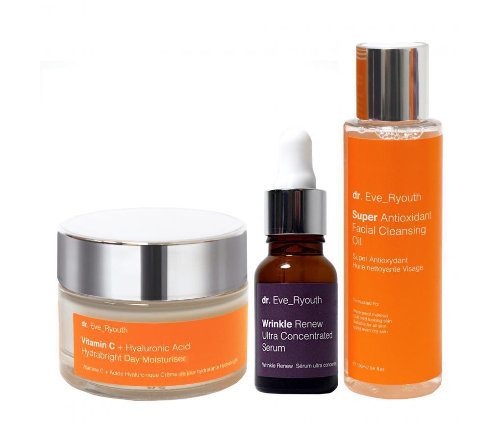 Set 3 produse pentru ingrijire faciala Pro-Radiance 100 ml