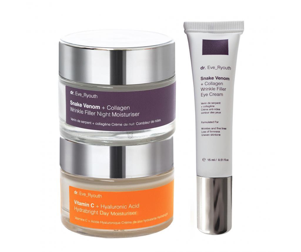Set 3 produse pentru ingrijire faciala 50 ml