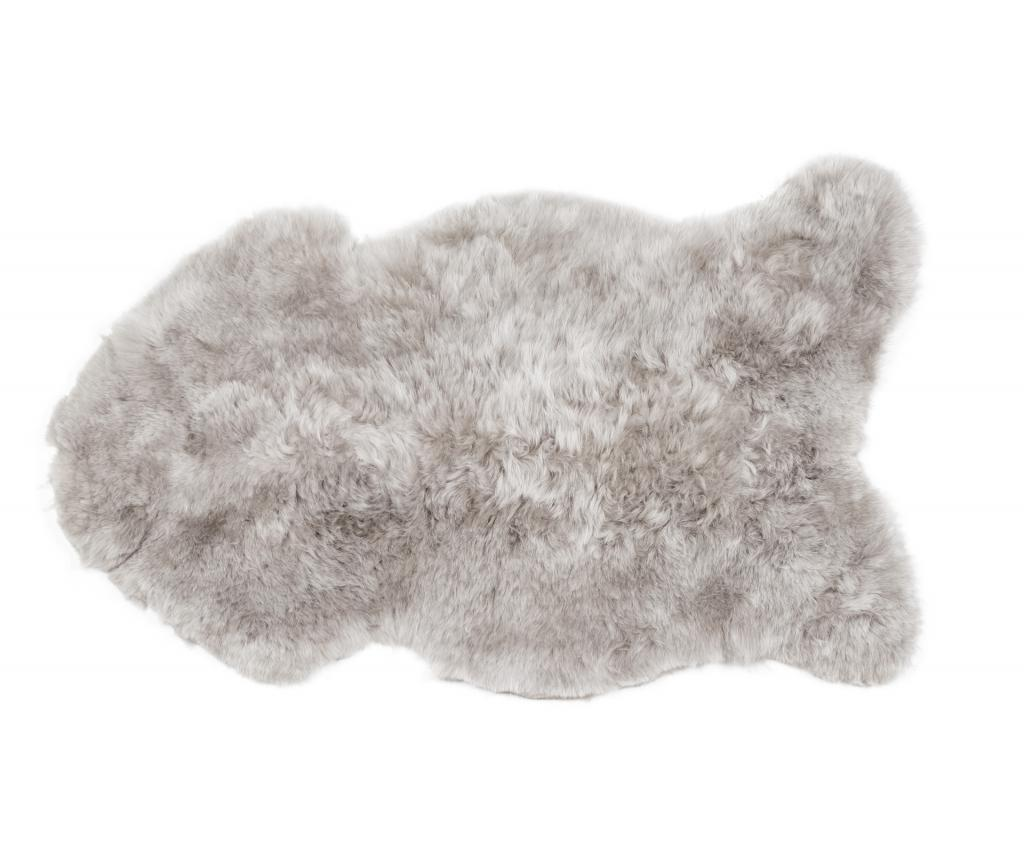 Covor 55x100 cm - Arctic Fur, Crem imagine