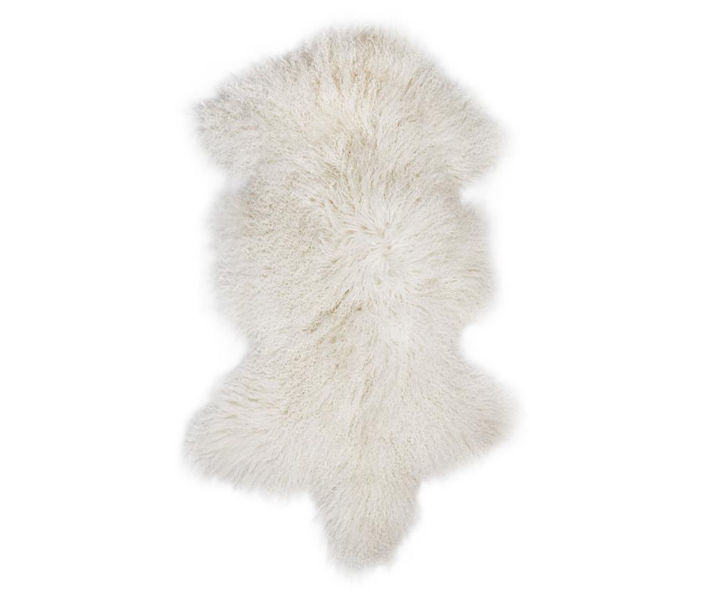 Covor 50x85 cm - Arctic Fur, Crem imagine