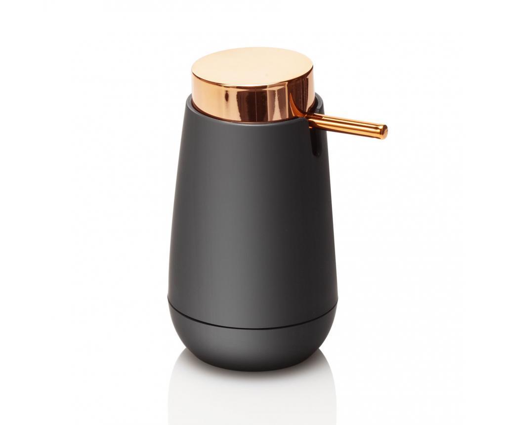 Dispenser pentru sapun lichid Vogue - TFT Home Furniture, Negru