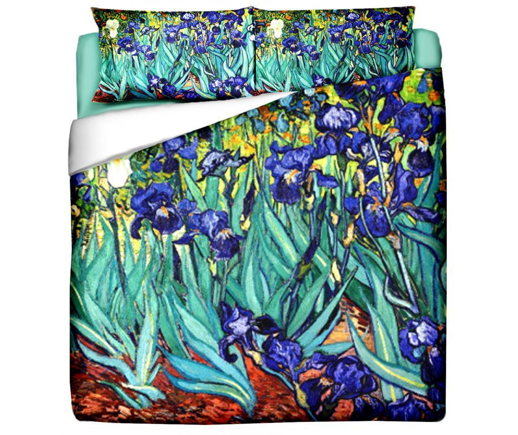 Set de pat King Van Gogh Iris vivre.ro