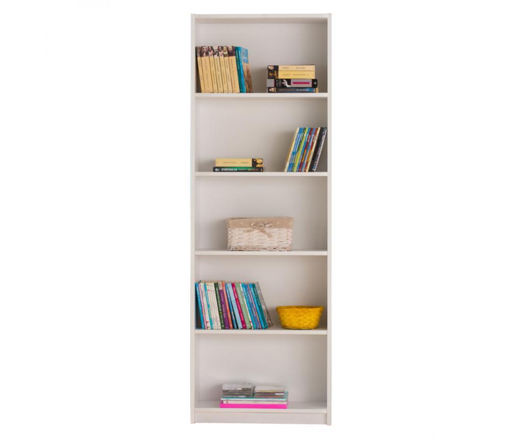 Biblioteca Max White - PAKOWORLD, Alb vivre.ro