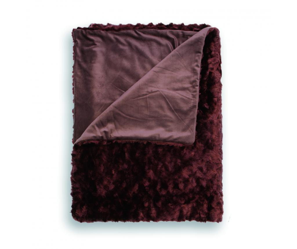 Pled Sheba Brown 150x220 cm - Heckett & Lane, Maro imagine