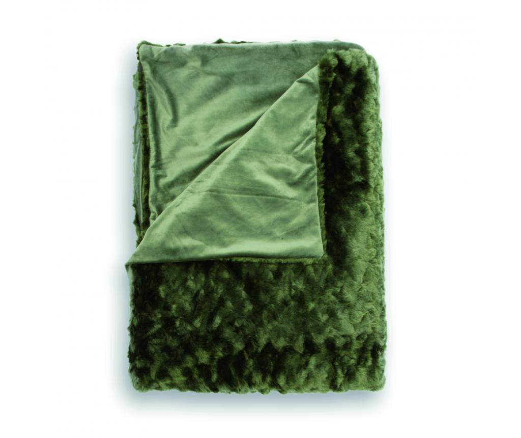 Pled Sheba Green 150x220 cm vivre.ro