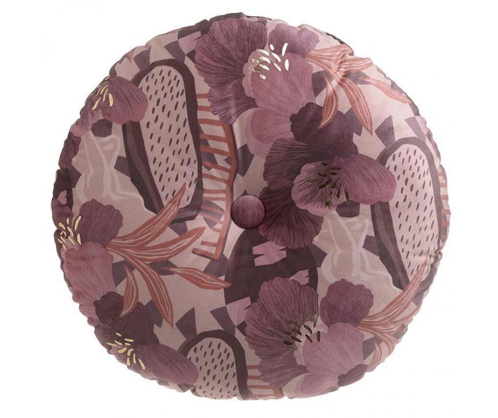 Perna decorativa 45x45 cm - inart, Roz