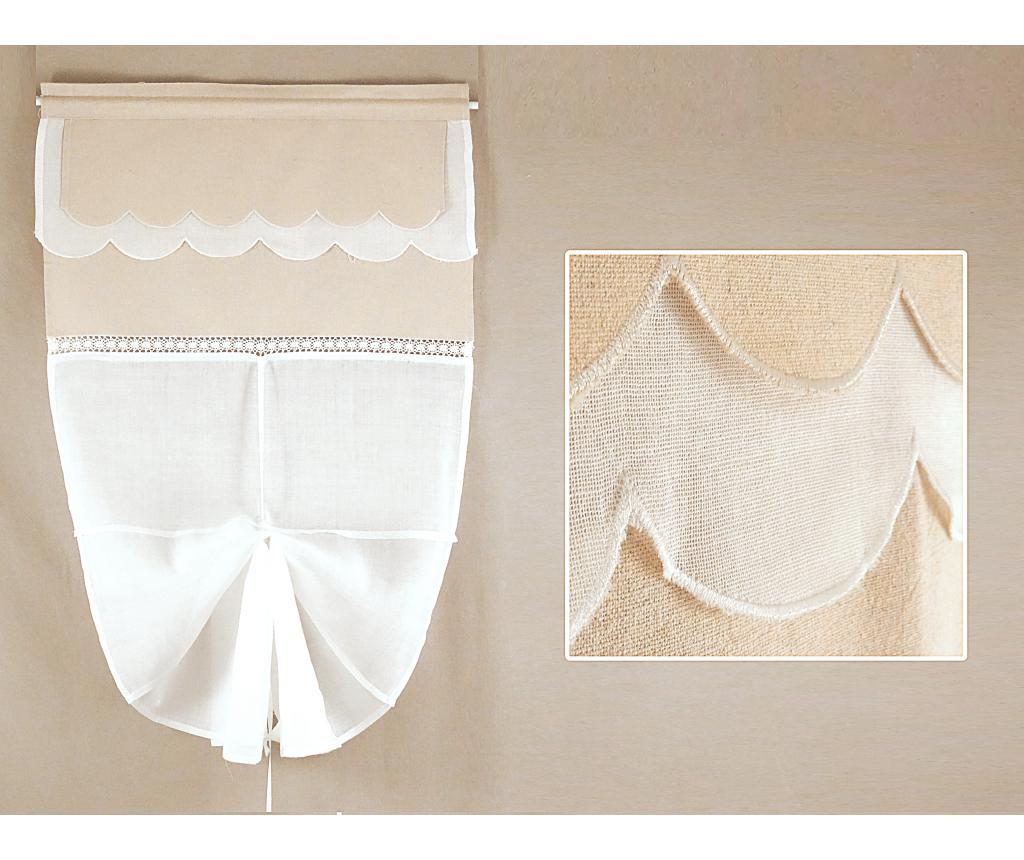 Set 2 draperii 60x160 cm imagine
