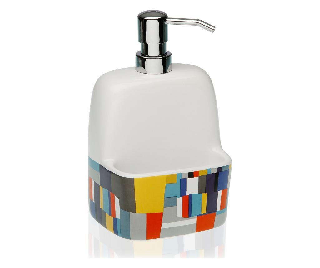 Dispenser pentru sapun lichid - Versa, Multicolor