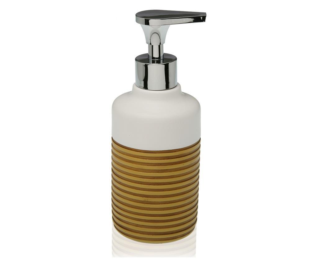 Dispenser pentru sapun lichid - Versa, Maro poza