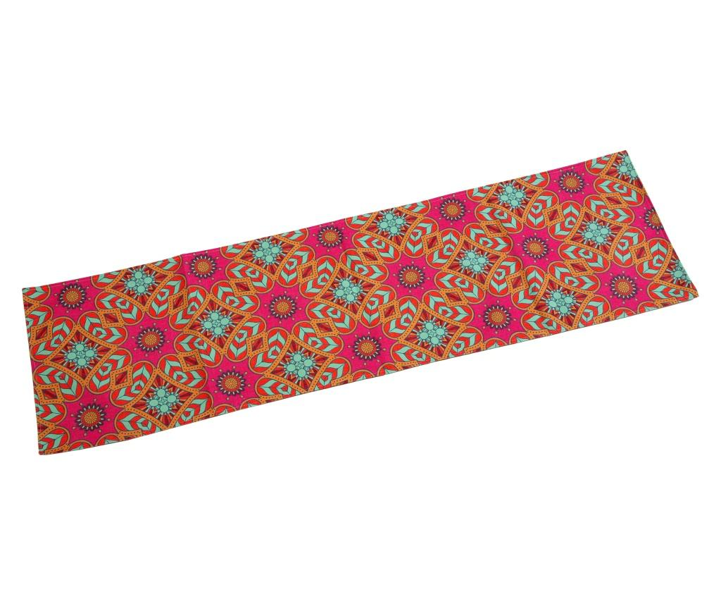 Traversa de masa 45x154 cm - Versa, Multicolor