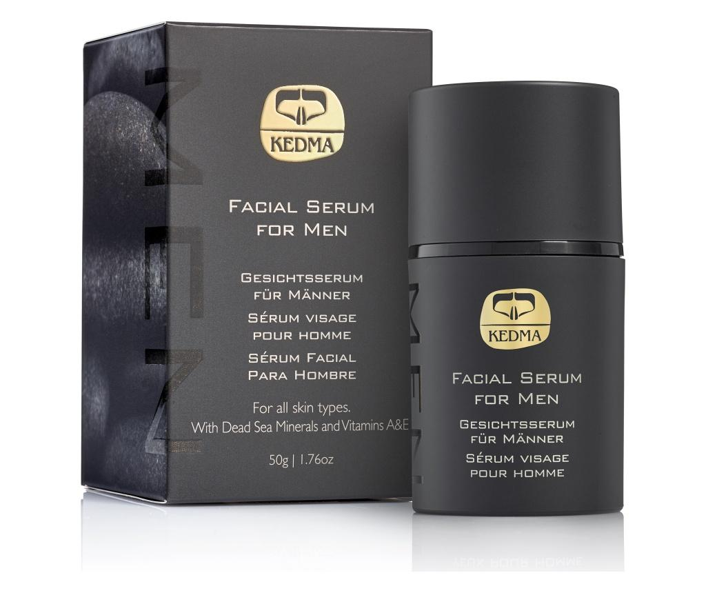 Ser facial pentru barbati Kedma New 50 ml