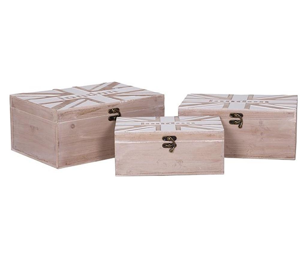 Set 3 cutii vivre.ro