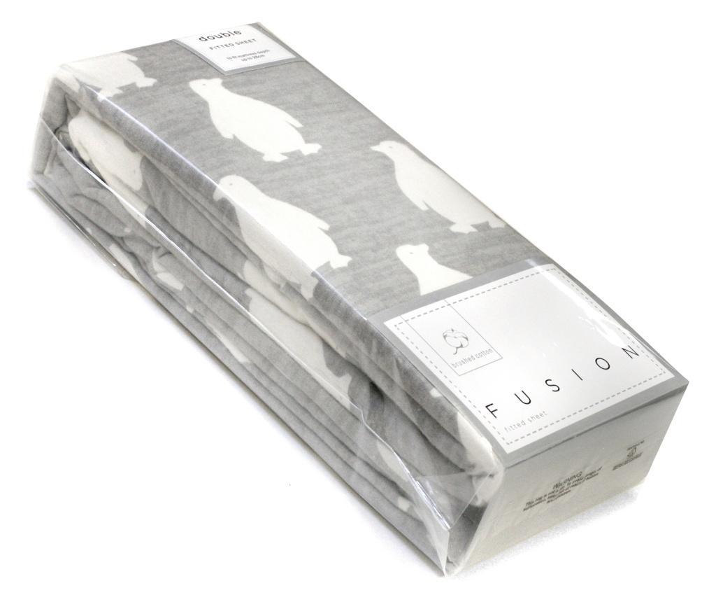 Cearsaf de pat cu elastic 140x190 cm vivre.ro