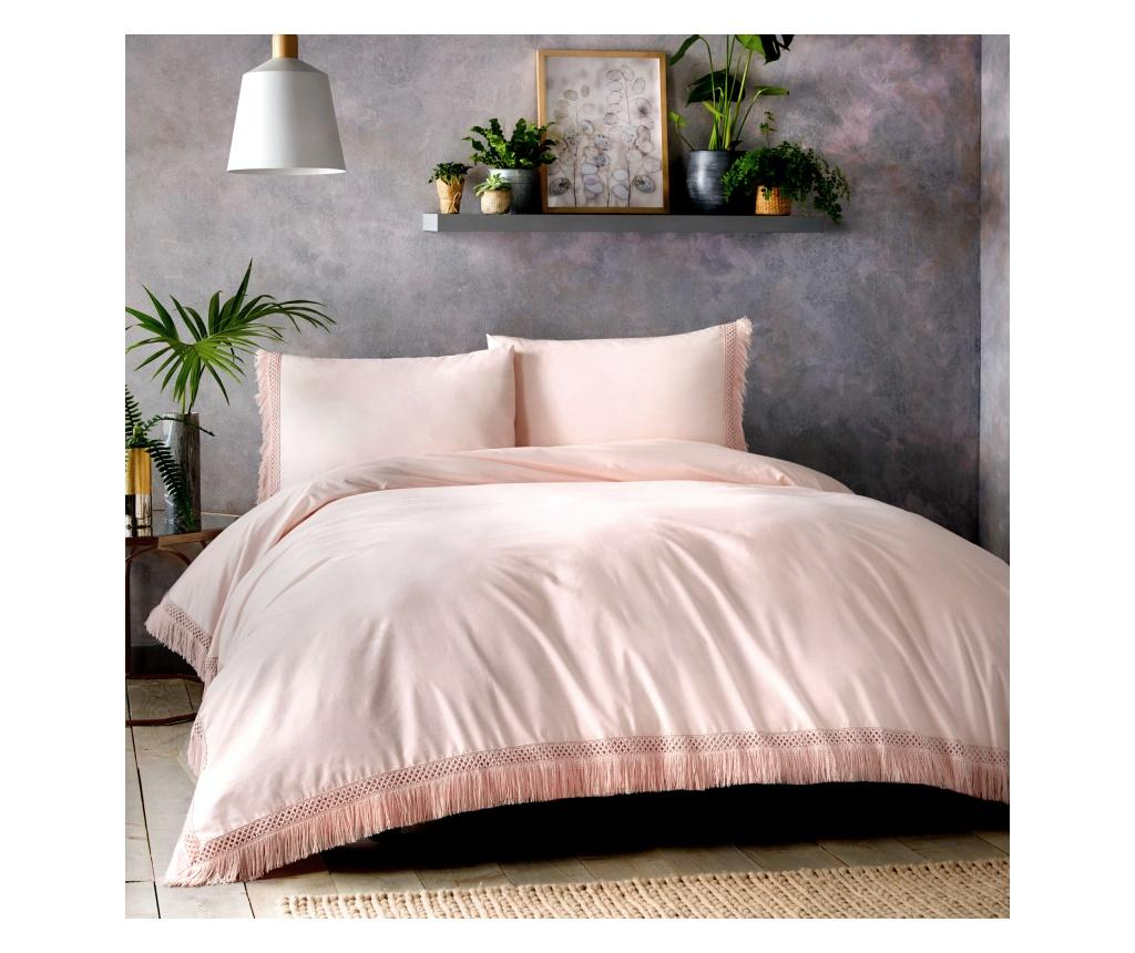 Set de pat Tasha Pink King