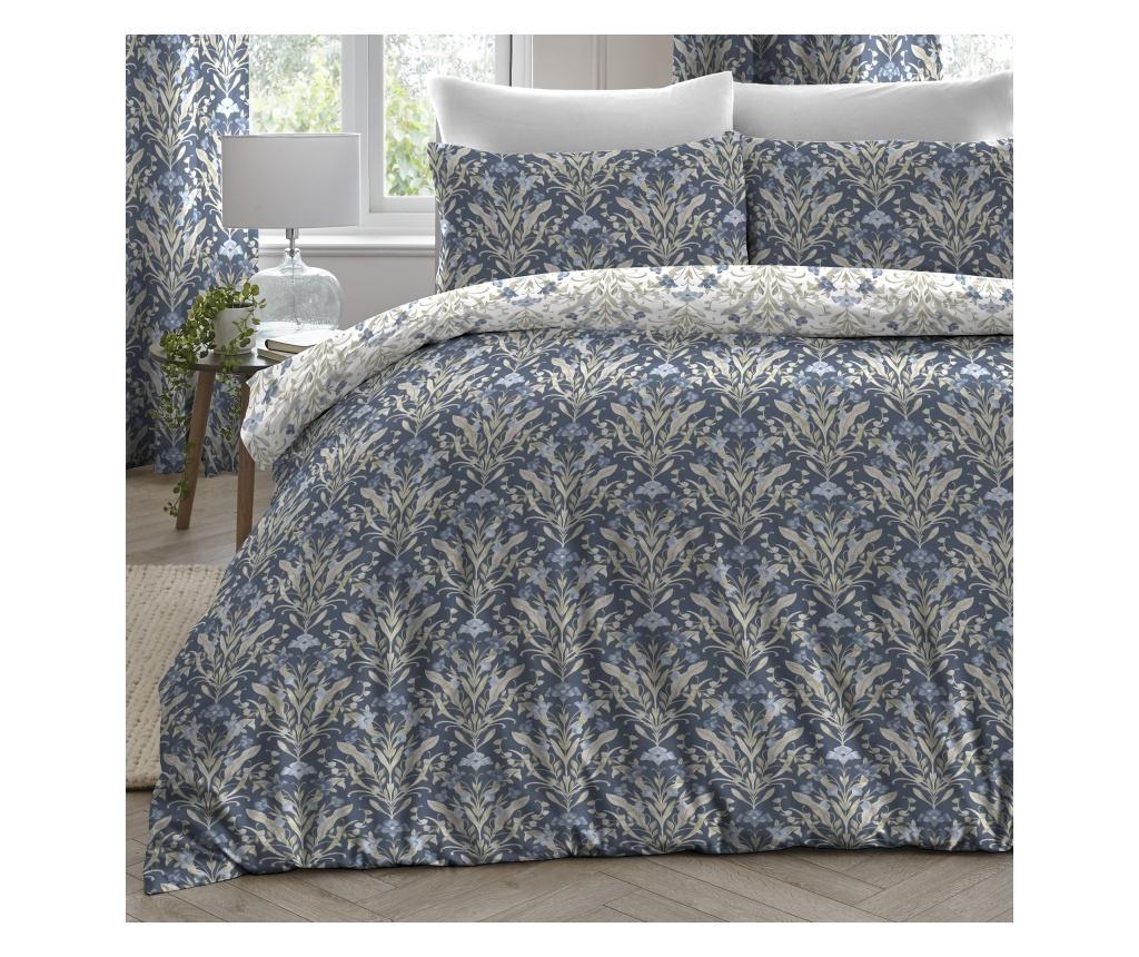Set de pat Venito Blue King