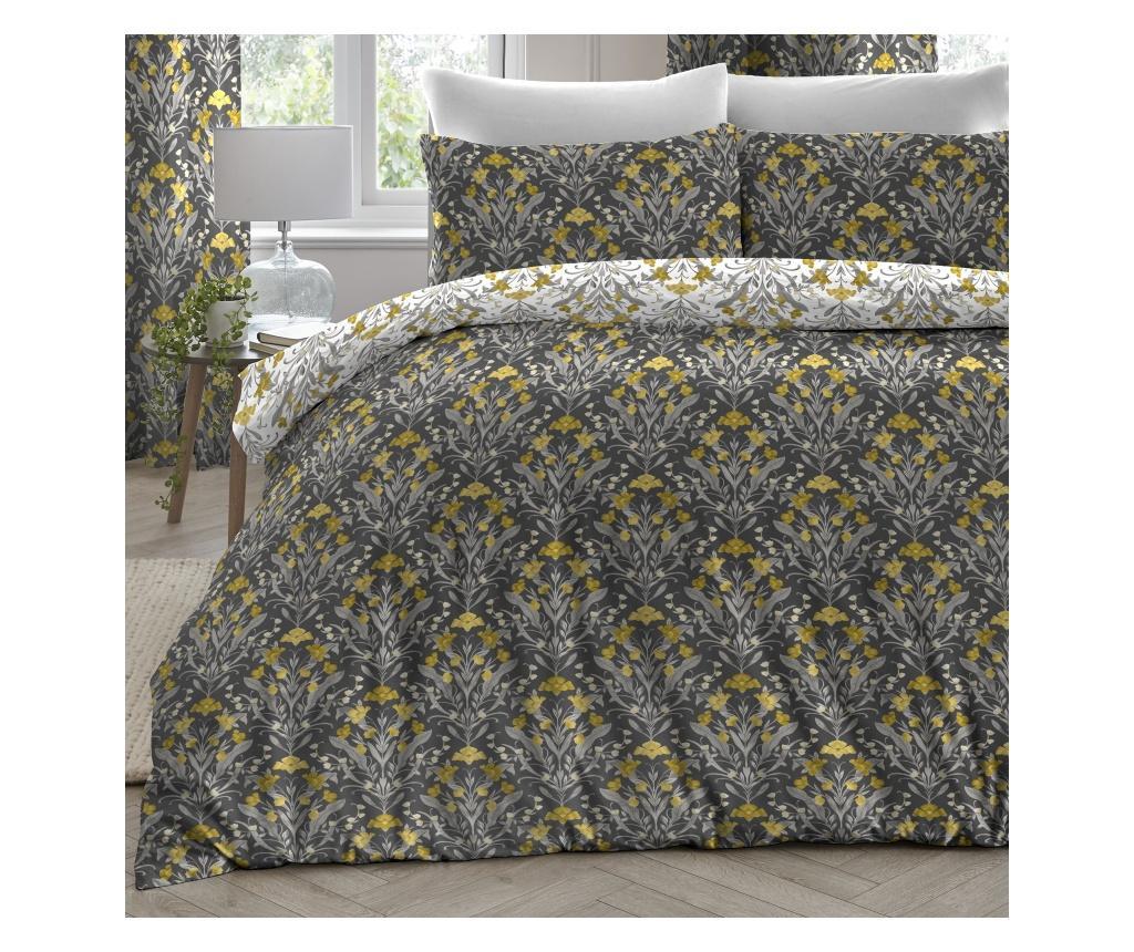 Set de pat Venito Yellow Double