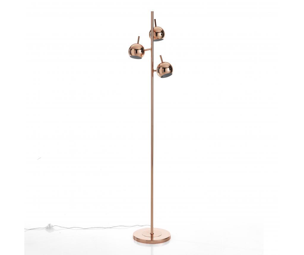 Lampadar Globe Copper - Tomasucci, Galben & Auriu vivre.ro