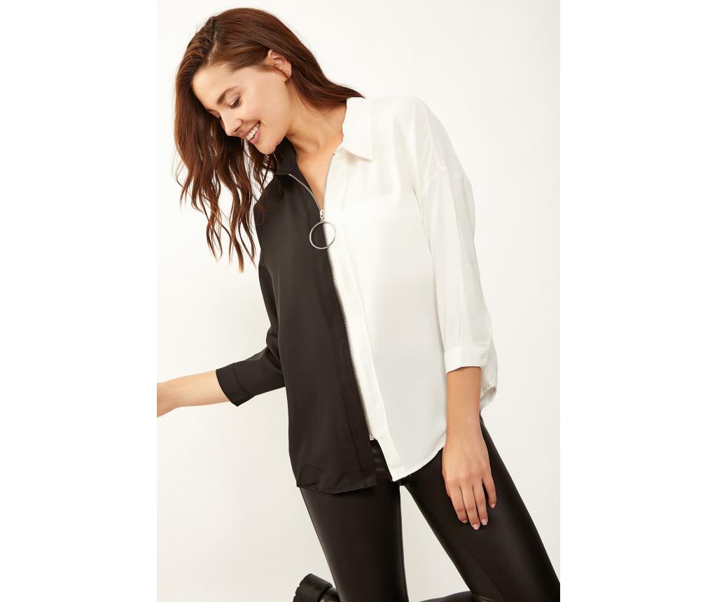 Bluza dama Siyah Black White S