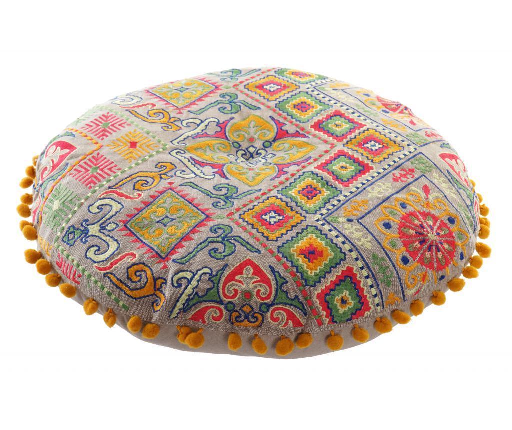 Perna decorativa Multicolored 40x40 cm imagine